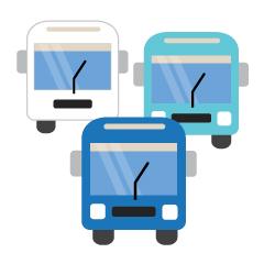 路線バスのイメージ画像